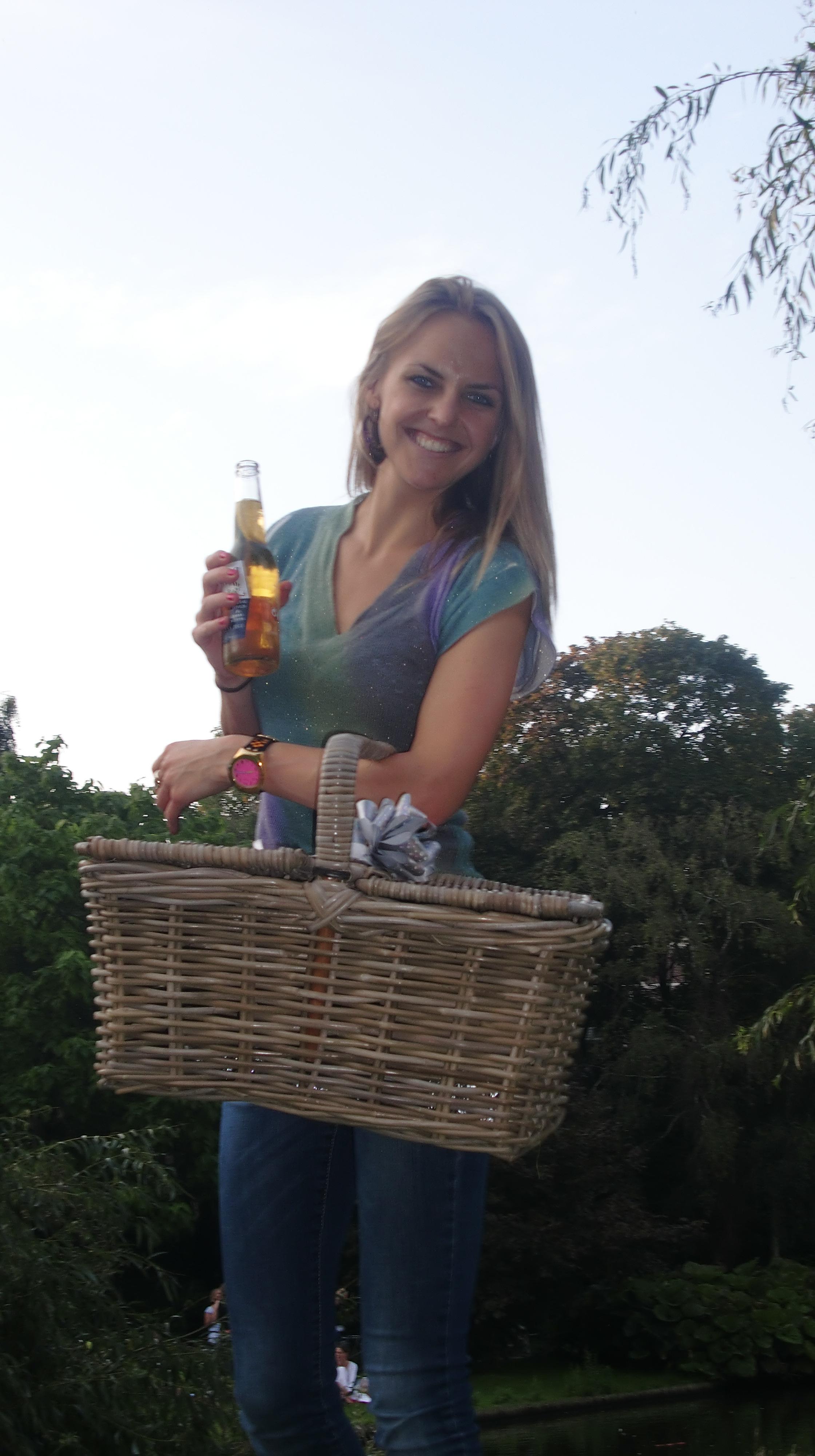 Bag at You - Picnic basket