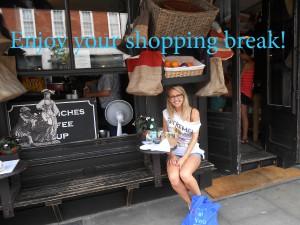 Shopping Break