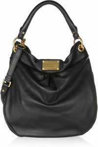 Marc by Marc Jacobs Classic Black Hobo