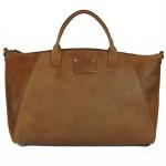 O My Bag Fly Violet Maxi Eco Camel Bag