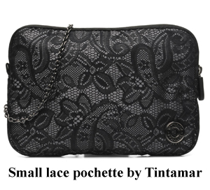 Bag at You Small lace pochette Tintamar