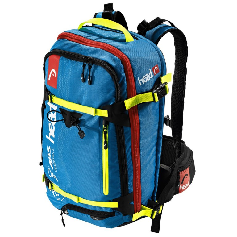 Bag at You - Head Ski Freeride Backpack Blue