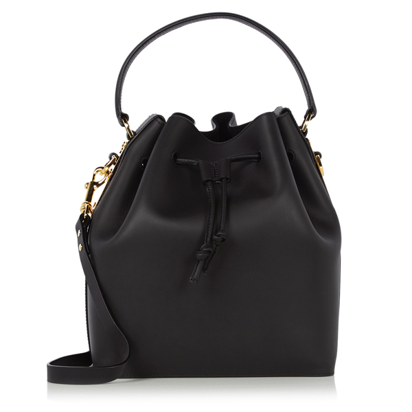 Bag at You - Sophie Hulme Bucket Bag