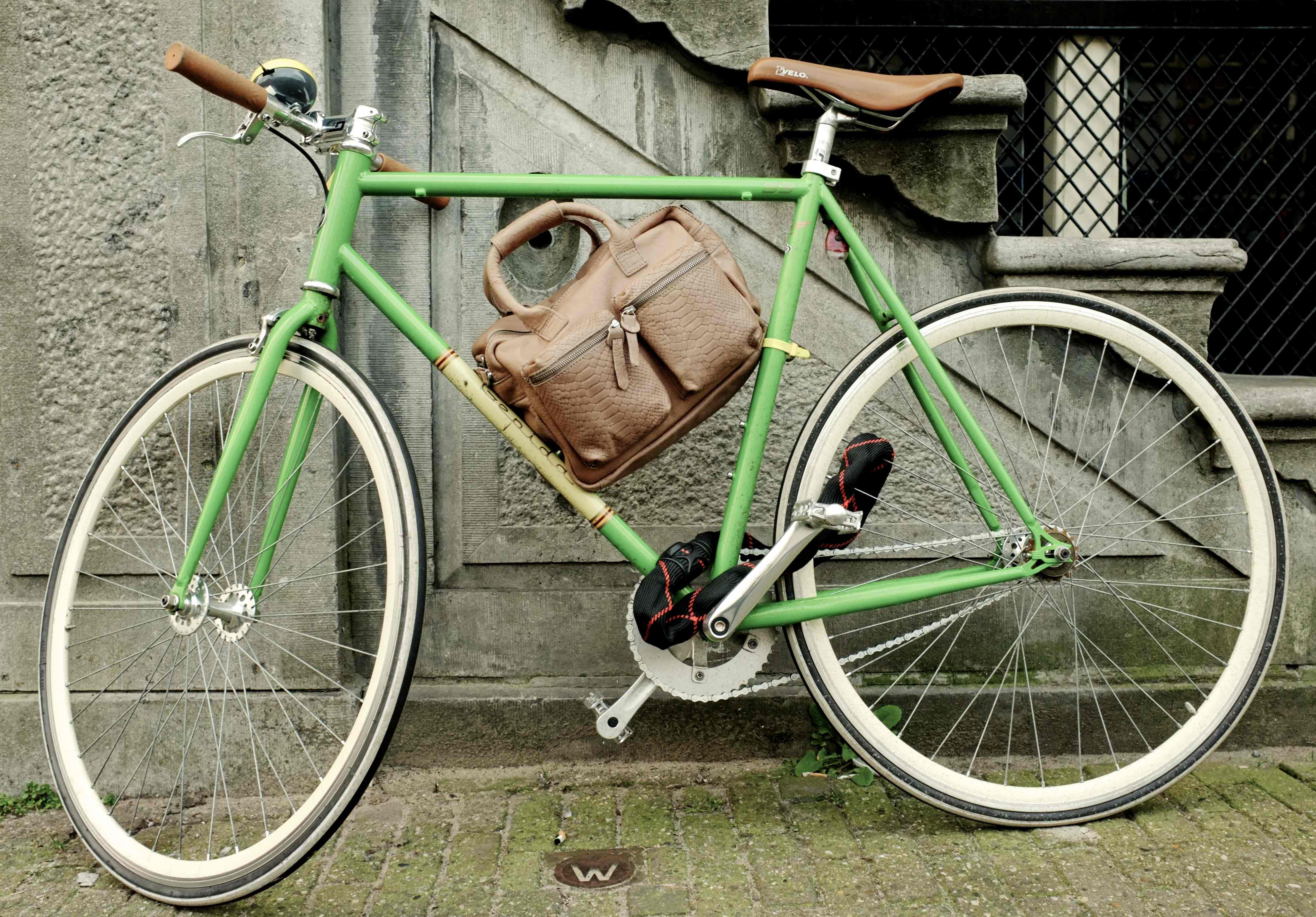 Bag at You - Cowboysbag - Jari - Bike
