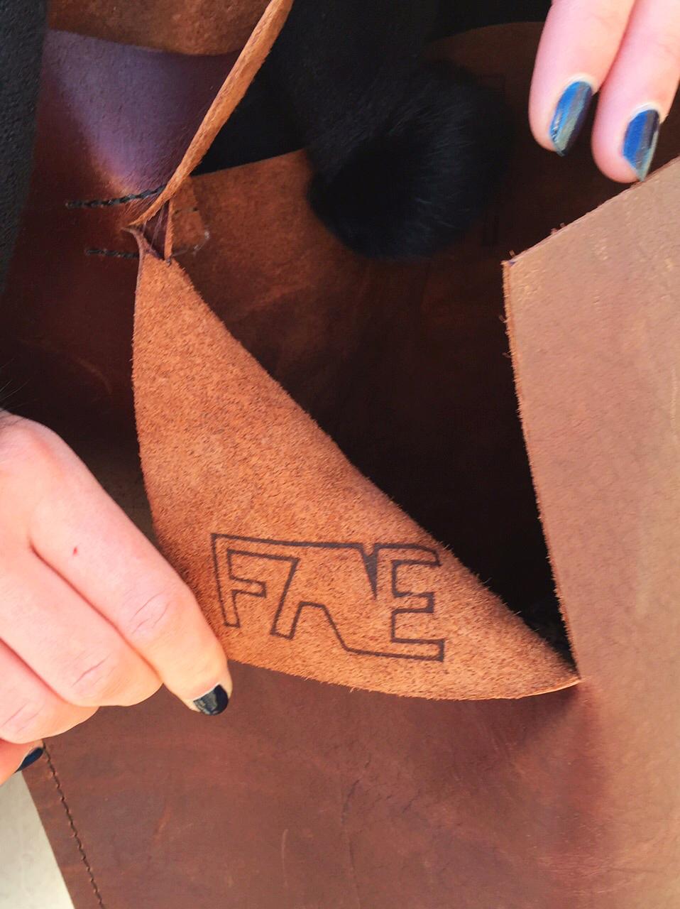 Bag at You - Fae Billy Bob - Logo
