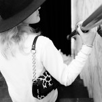 Black – White Purses