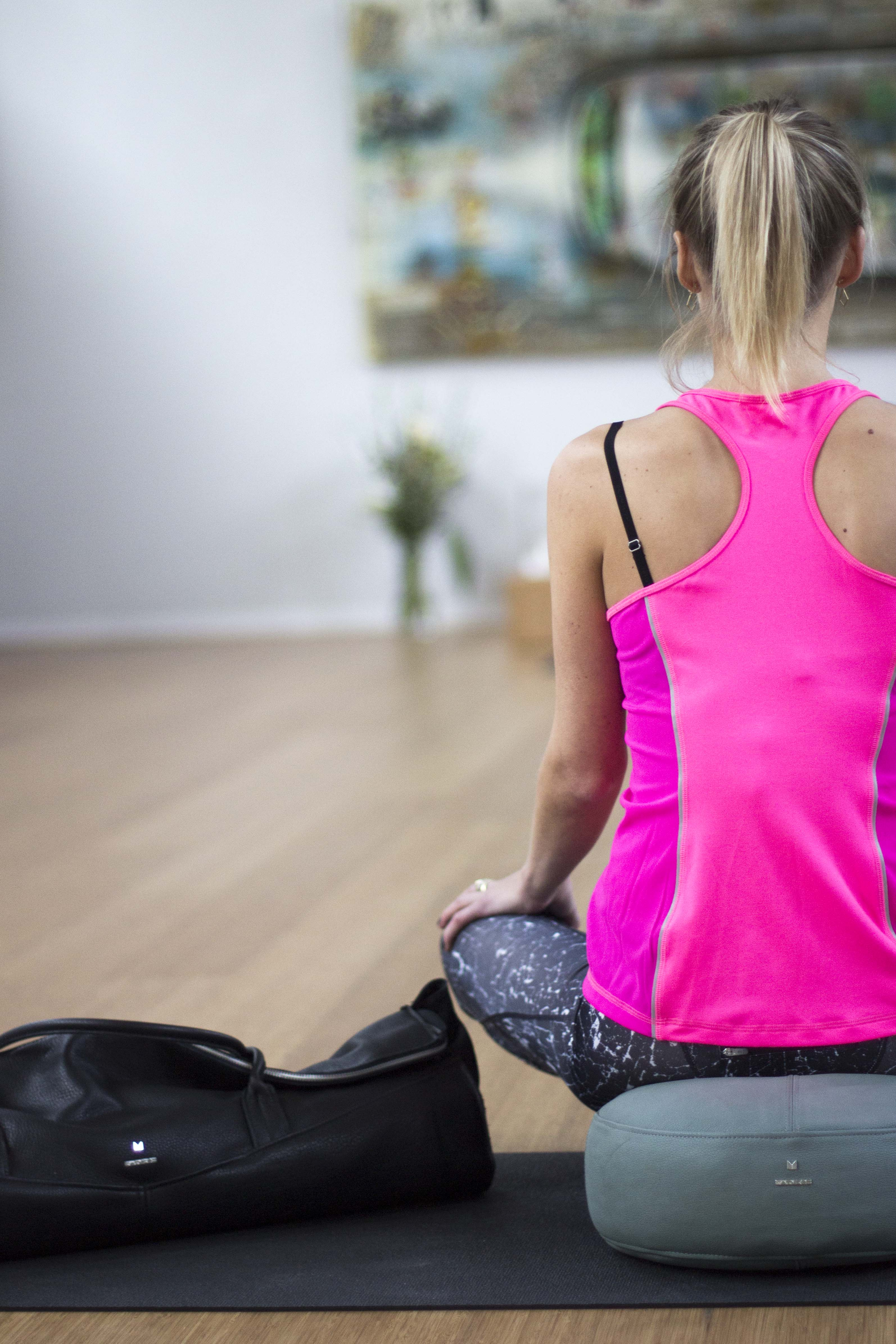 Bag at You - KatnKoe Yoga Bag - Back