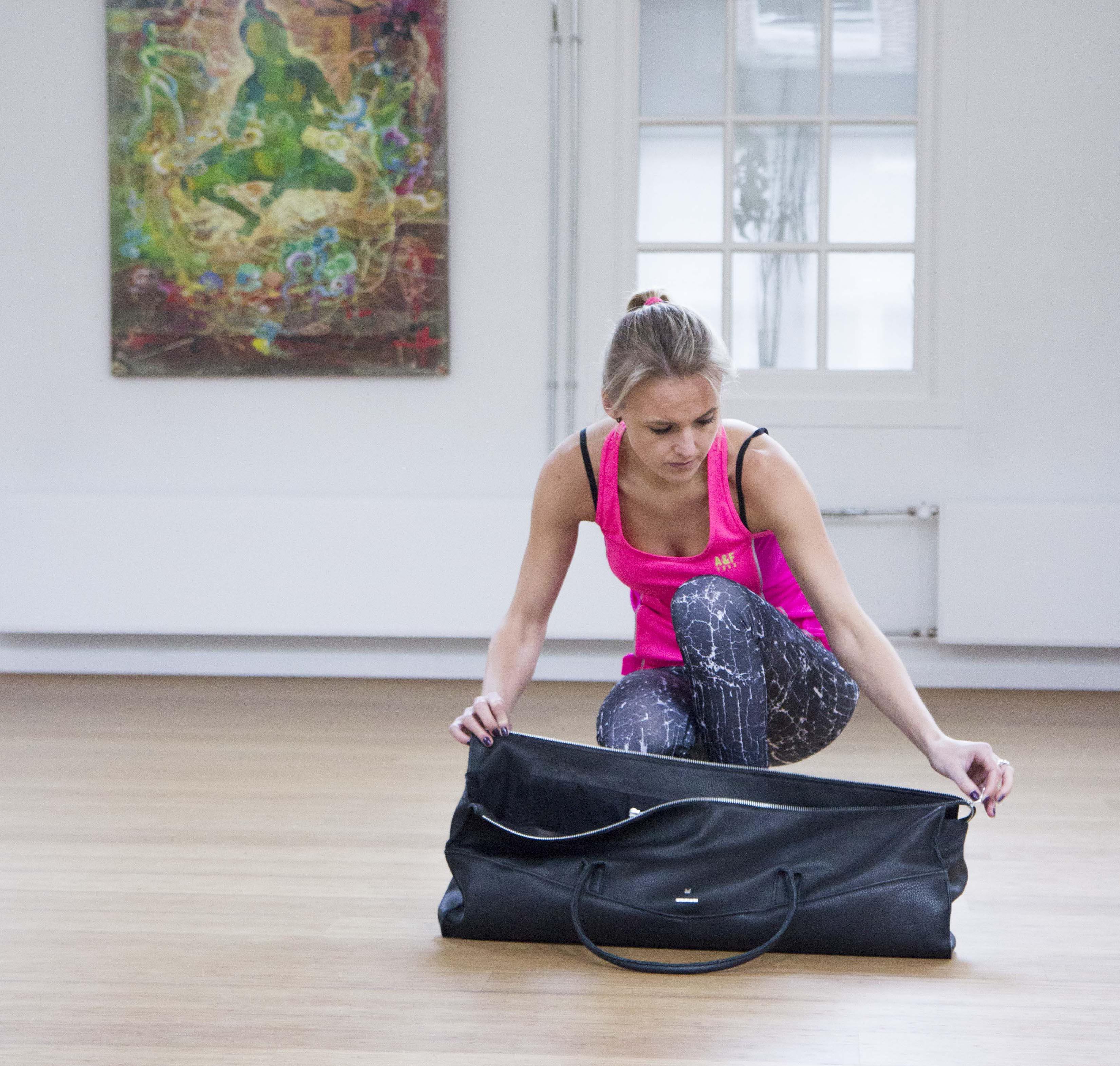 Bag at You - KatnKoe Yoga Bags - Zipper