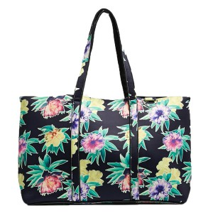 Bag at You - Asos Floral Print - Beach Bag - strandtas