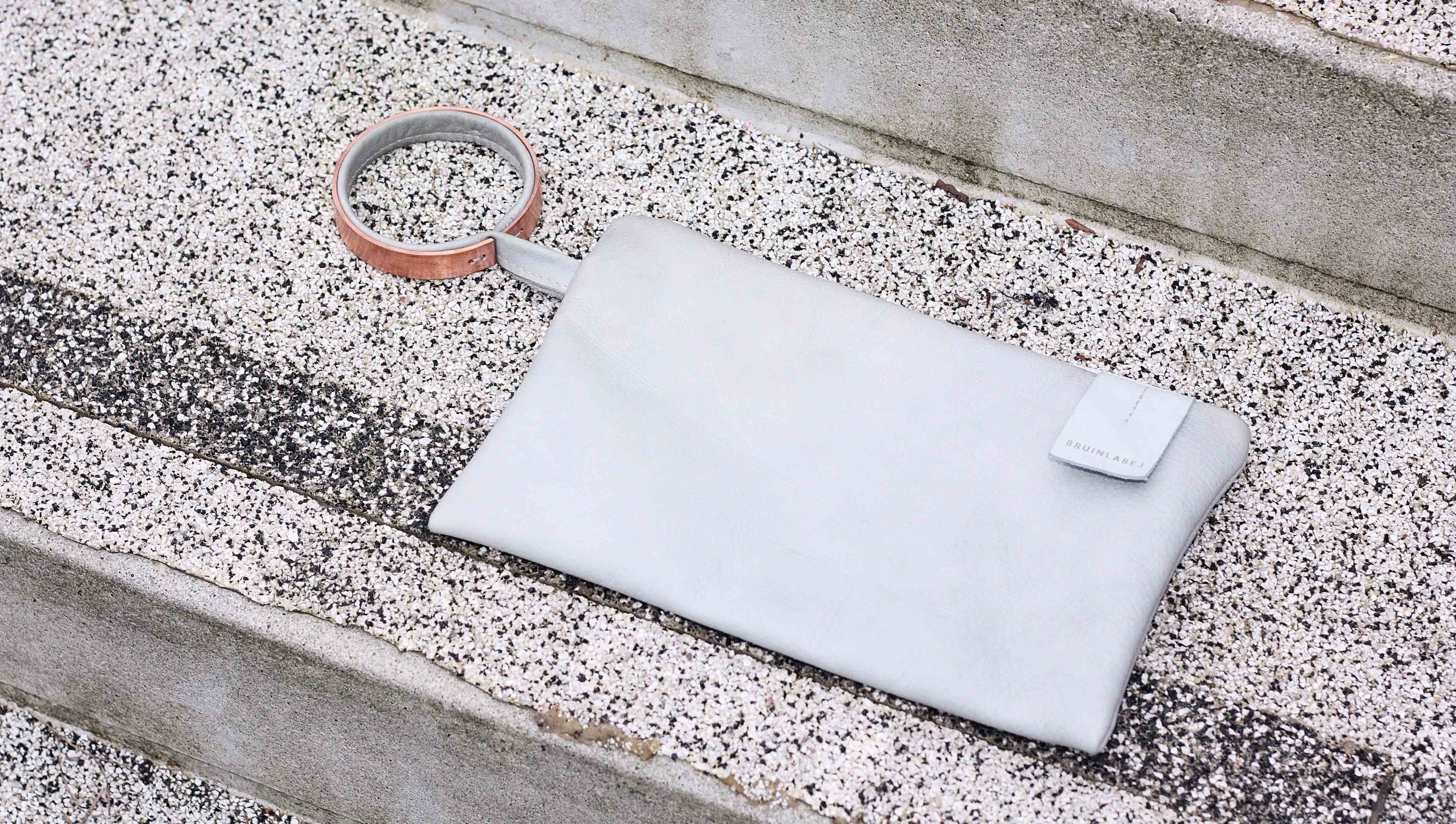 Bag at You - Bruinlabel Clutch Tas