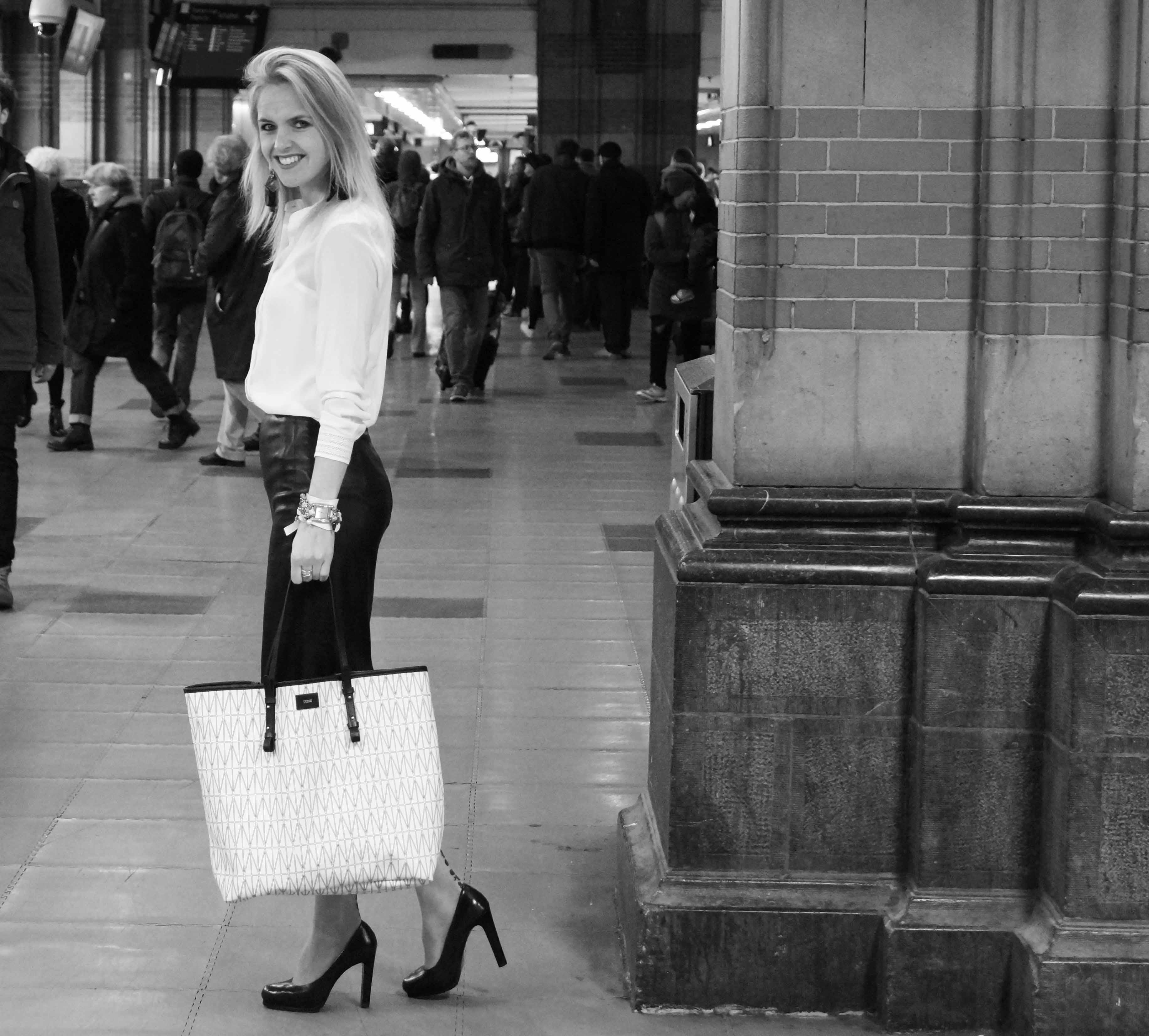 Bag at You - Dagmar Shopper - Swedish Label