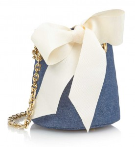 Bag at You - Delphine Delafon Bucket Jeans look