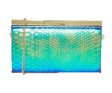 Bag at You - Dune Clutch