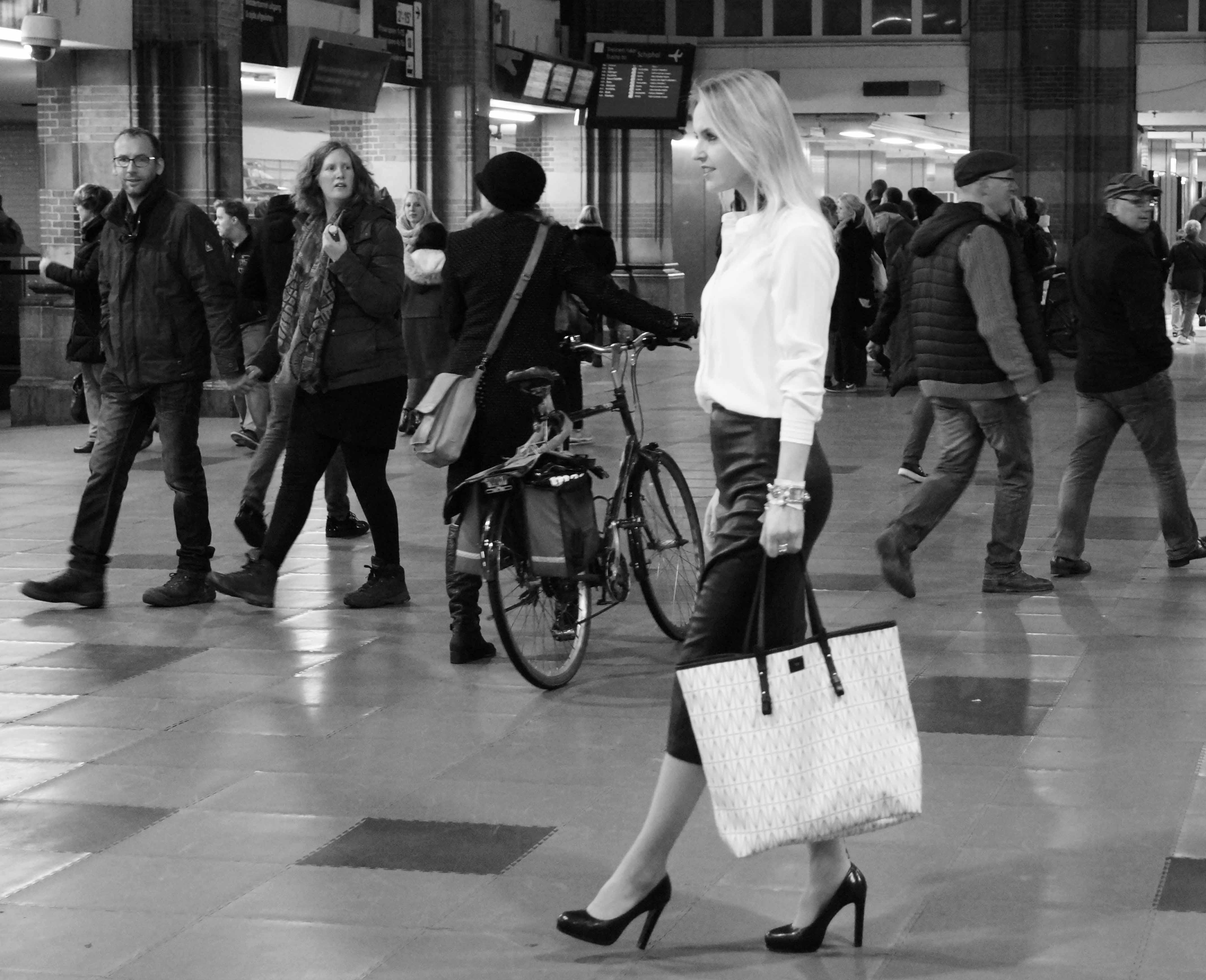 c8470910c2 Bag at You - House of Dagmar Shopper Bag at You - Dagmar Bag Swedish Fashion  ...