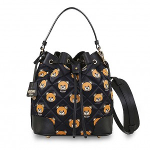 Bag at You - Moschino Bucket Bag - Bear collection