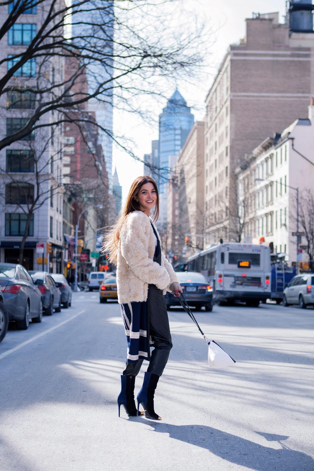 Bag at You - Negin - New York Fashion Week
