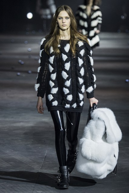 Bag at You - Philipp Plein AU Wi 2015 2016 collection Milan Fashion Week