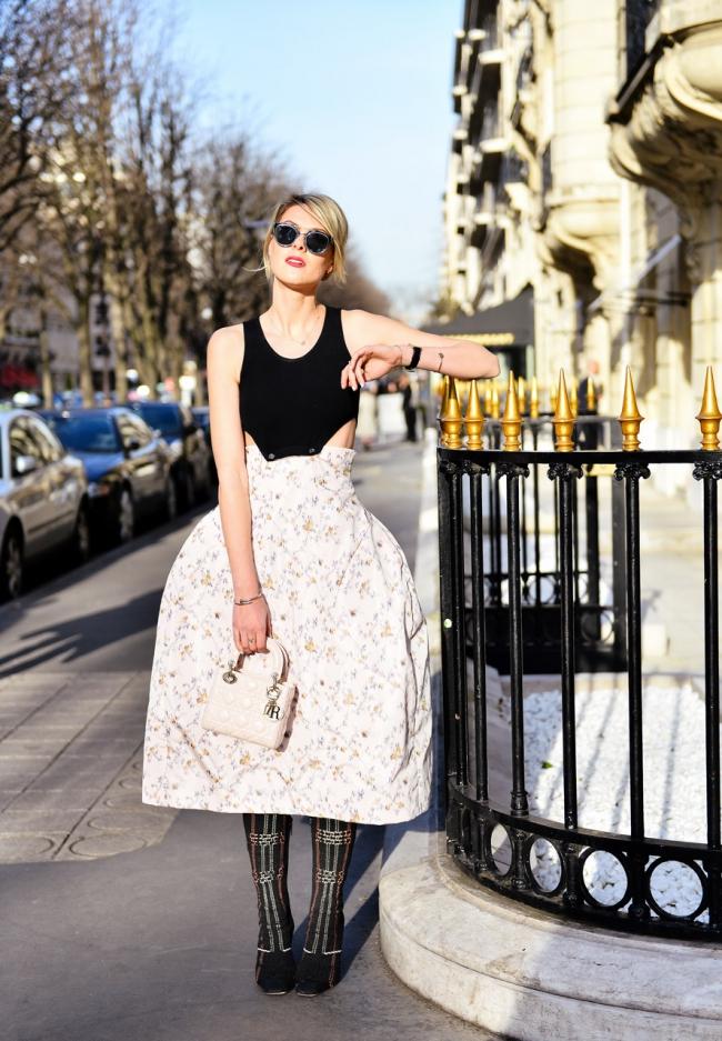 Bag at You - Sophie Valkiers Fashionata - Paris FashionWeek