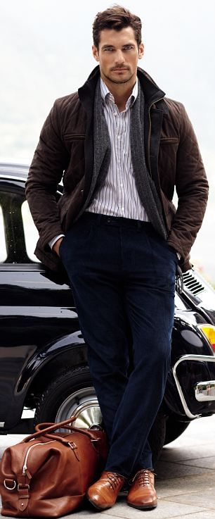 Bag at You - The Man Bag - Holdall Robust and stylish