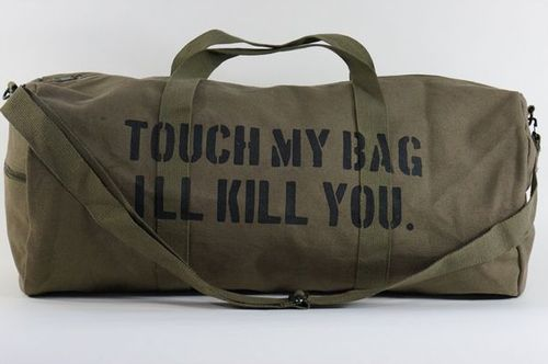 Bag at You - The Man Bag - Holdall