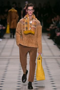Burberry Prorsum menswear fall winter 2015 in london