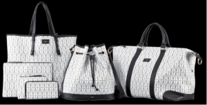 Bag at You - The White Accessory Collection - House of Dagmar