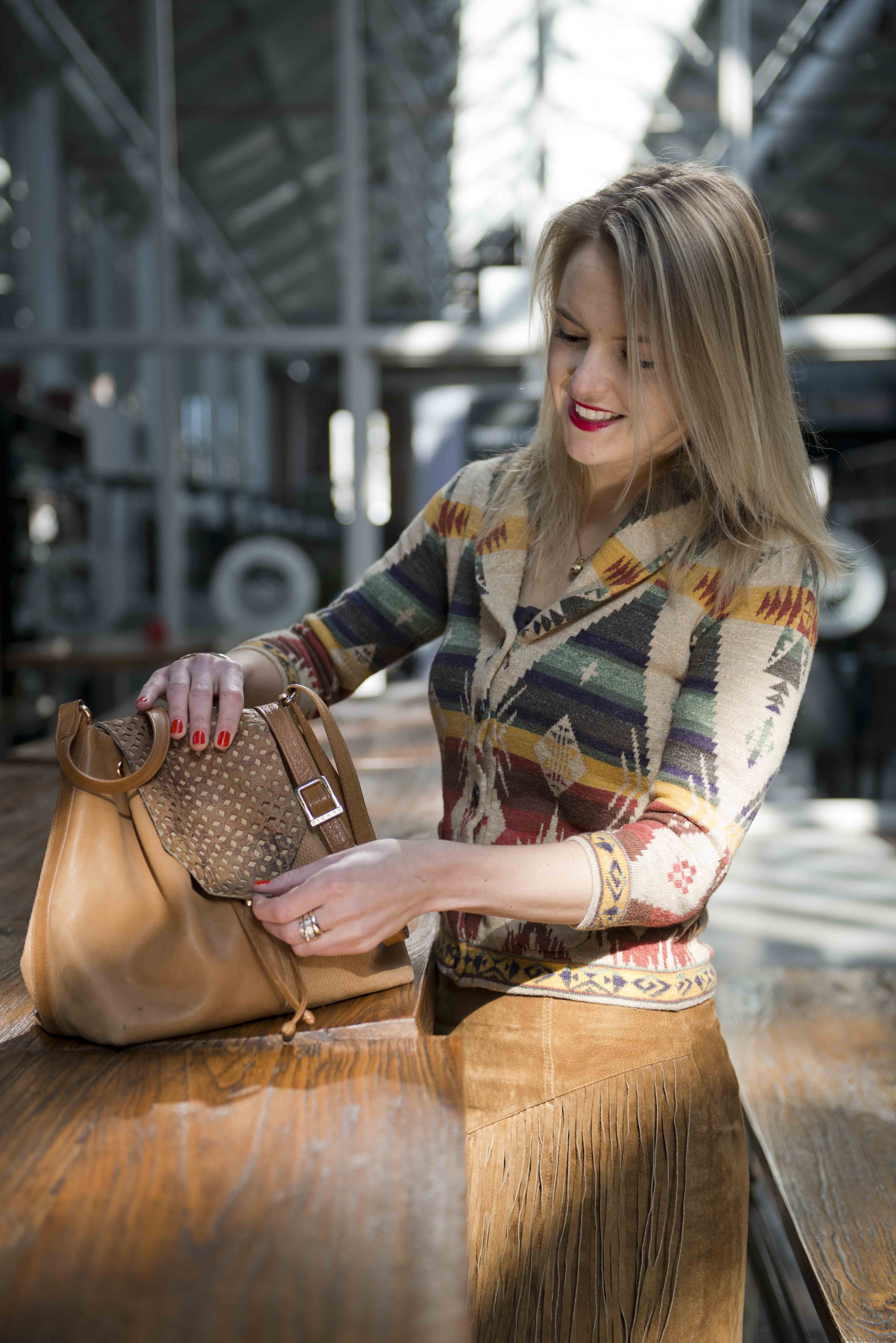 Bag at You - Vintage Bag - Family Jewel