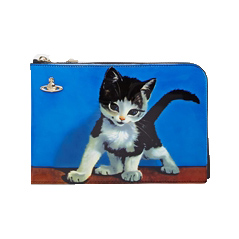 Bag at You - Vivienne Westwood Cat Clutch Bag