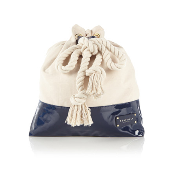 Bag at you - Seafolly Backpack - Rope Away Tote