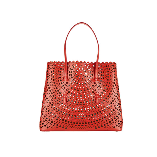 Bag at You - Alaïa Leather Tote - Fashion Blog
