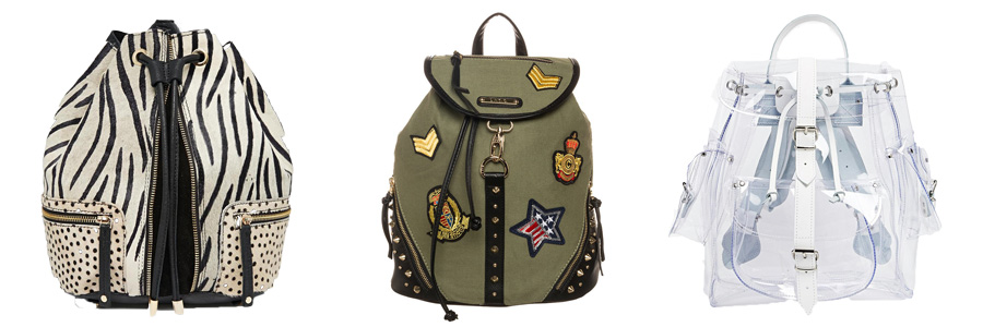 Bag at You - Bucket Backpacks - Fashion Blog