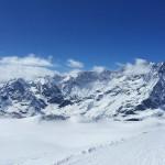 Easter ski trip in Italy