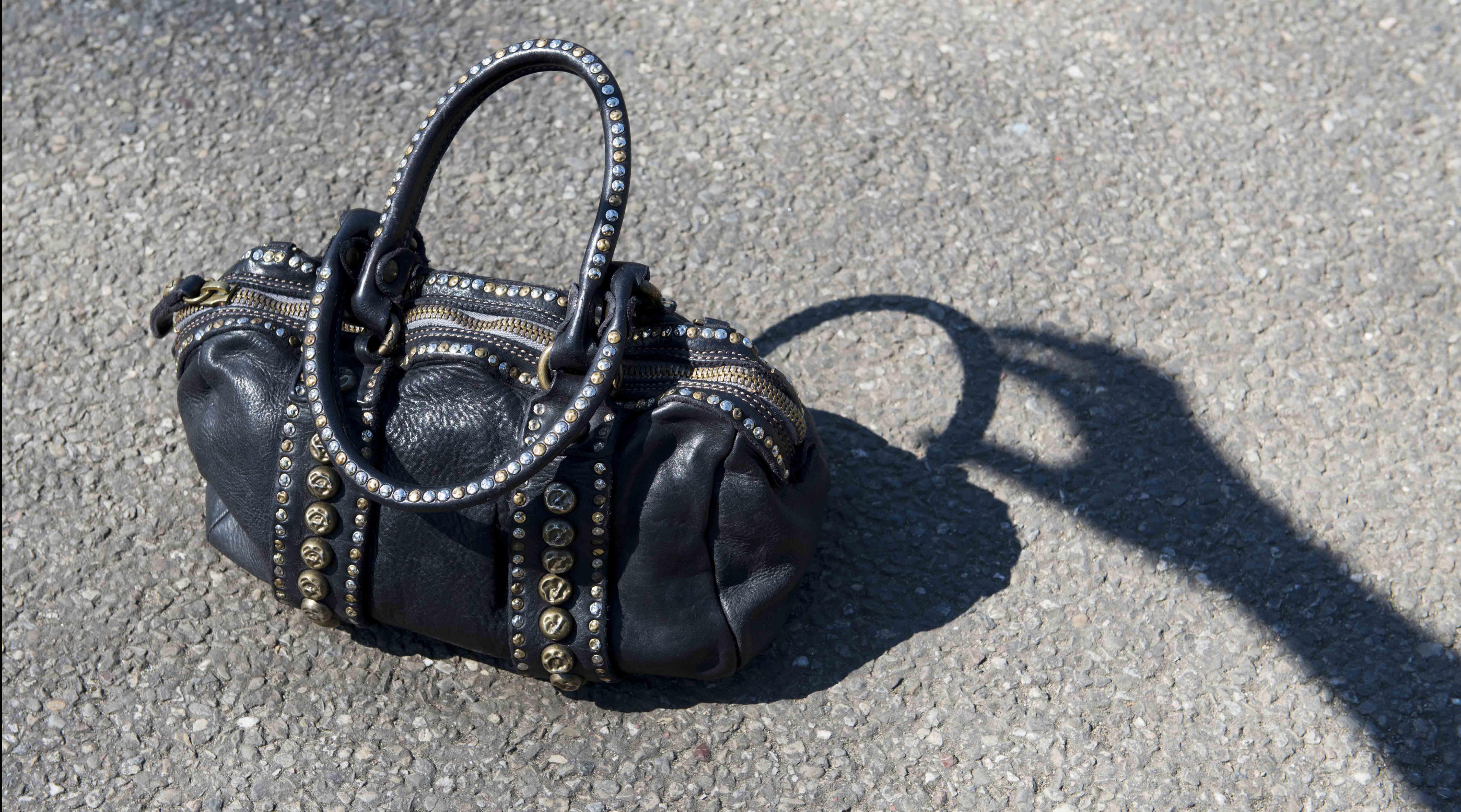 Bag At You Fashion Blog Campomaggi Bags Black Purse