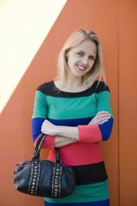 Bag at You Fashion Blog - Campomaggi Bags - Smiling face