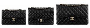 Bag at You - Fashion Blog - Chanel Flap Bag Small Classic Large