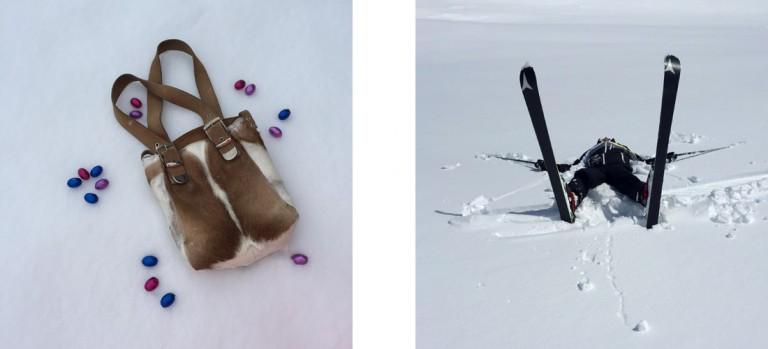 Bag at You - Fashion Blog - Easter Ski Trip Italy - Postcard