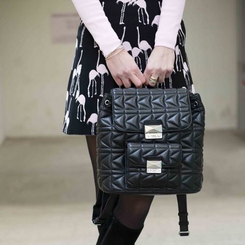 Bag-at-You---Fashion-Blog---Stylish-Feminine-Backpack-Karl-Lagerfeld
