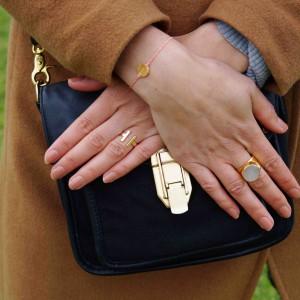 Bag at You - Fashion Blog - Fierce Fashion Festival - Black shoulderbag Sanny zoekt geluk