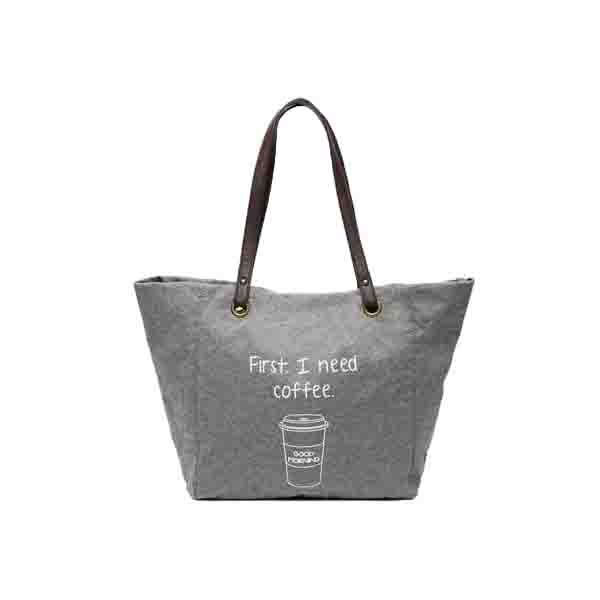 Bag at You - Fashion Blog - Goodmorning - First Coffee Bag - Subdued