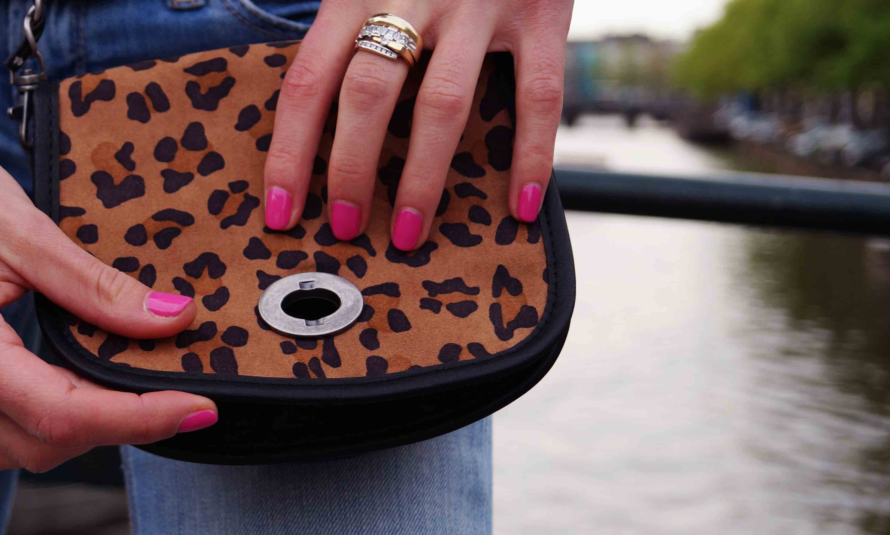 Bag at You - Fashion Blog - Leopard Bag - Luipaard tas