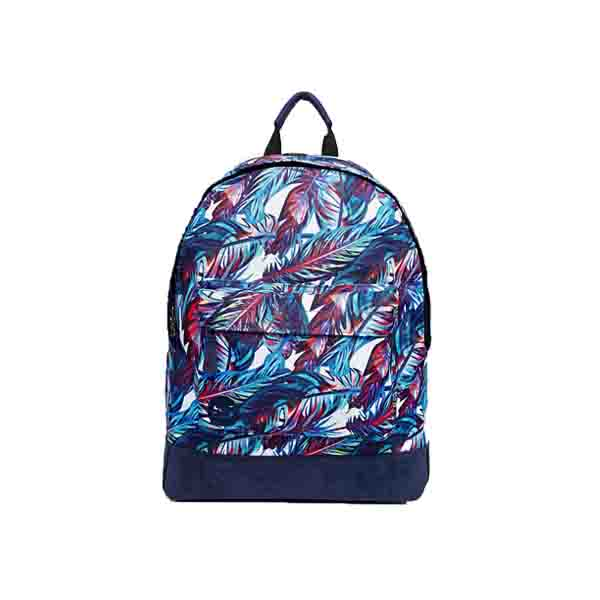 Bag at You - Fashion Blog - Mi-Pac Feather Backpack