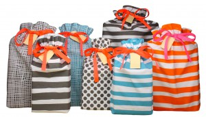 Bag at You - Fashionable alternatives for plastic bags - Bag all - Gifts bags