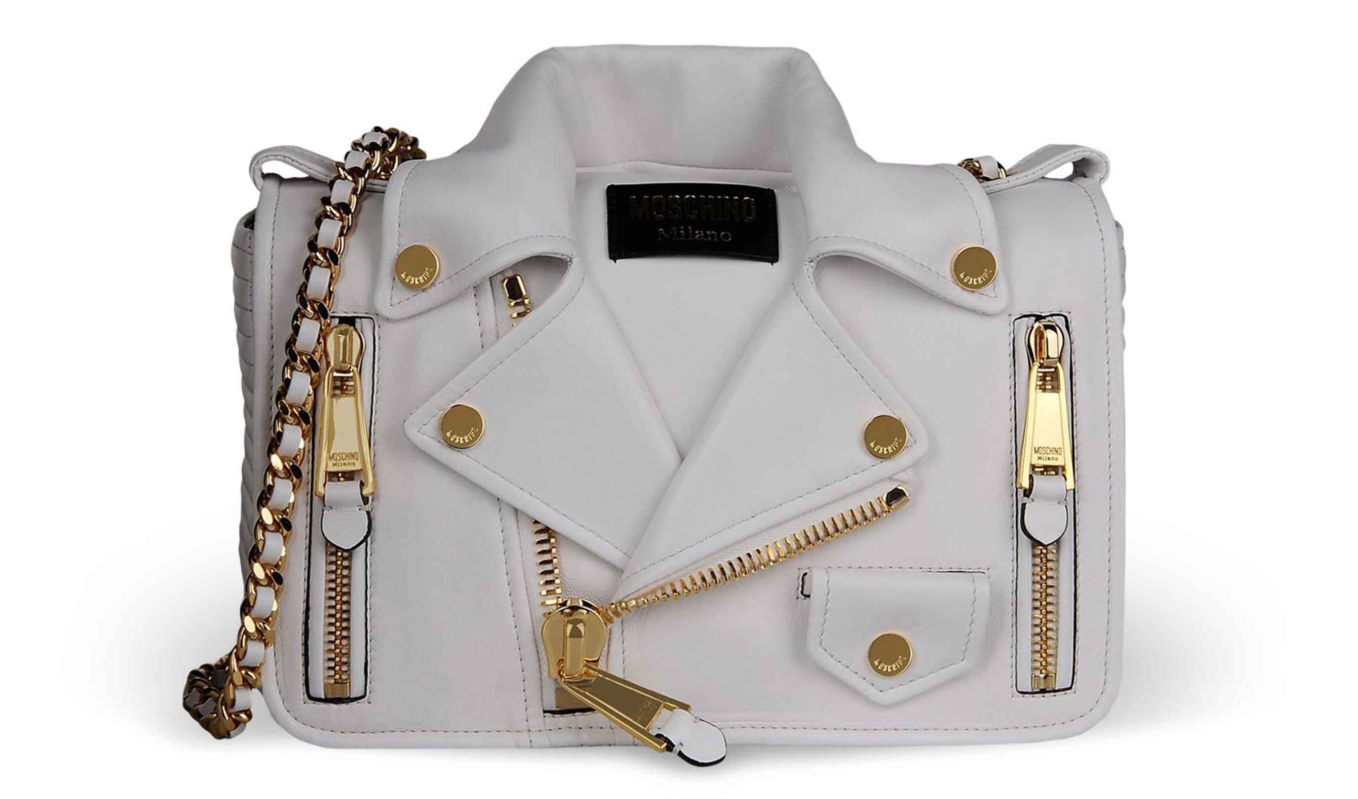 Bag at You - Fashion Blog - Moschino iconic shoulder bag