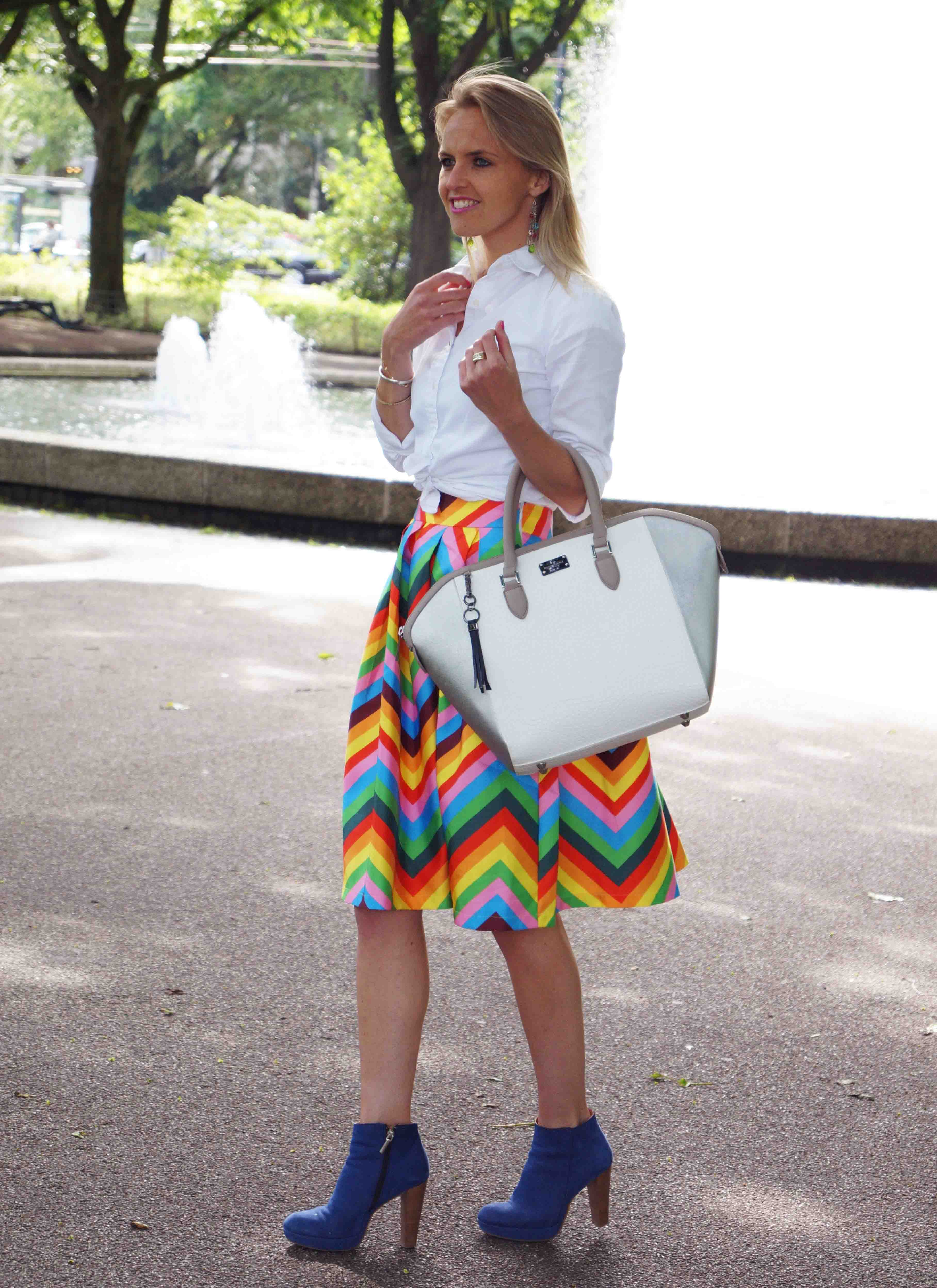 Bag at You - Fashion Blog - Paul's Boutique bags - Tassen - OOTD