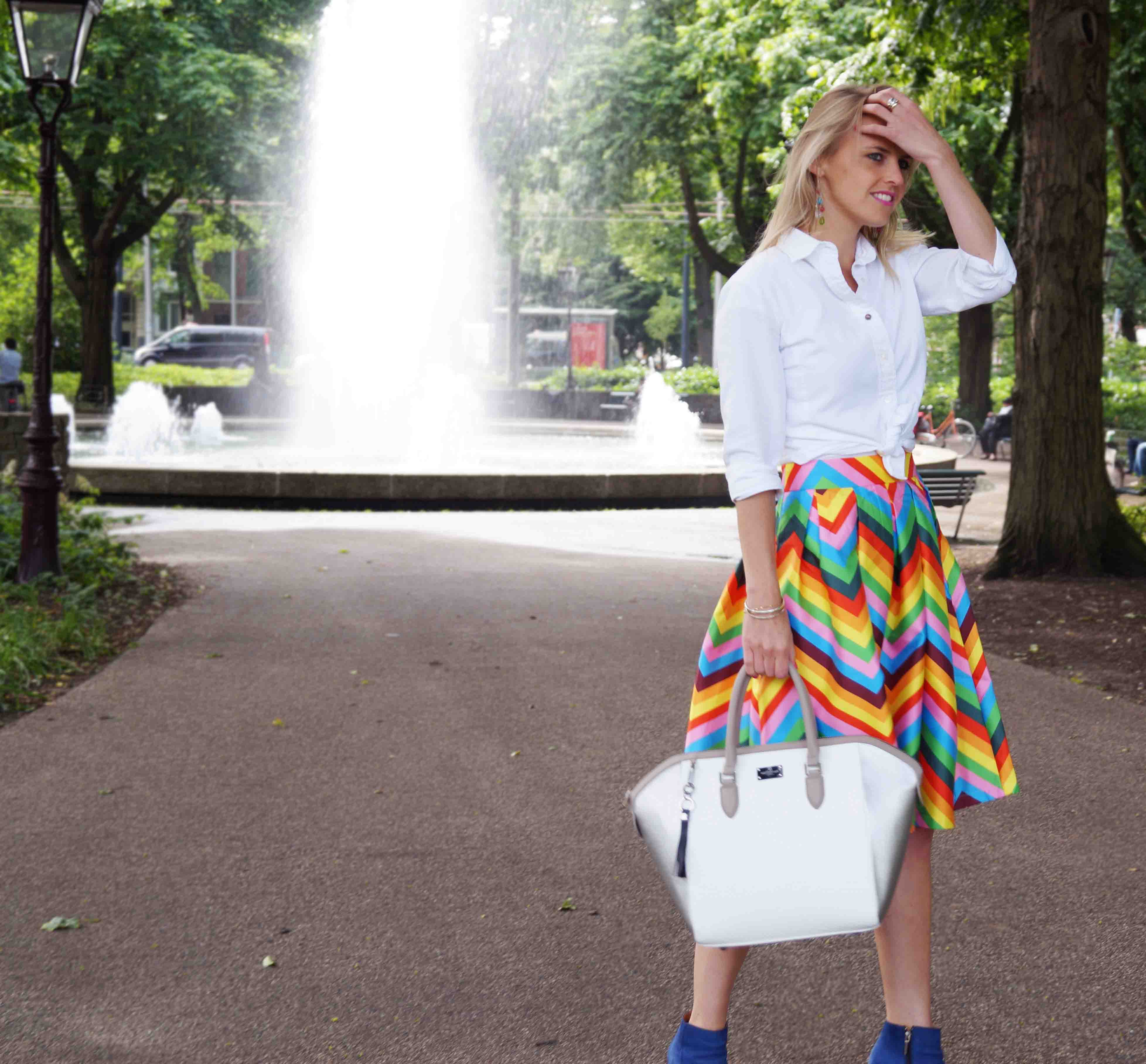 Bag at You - Fashion Blog - Paul's Boutique bags - Tassen SS15 - Summer OOTD - color