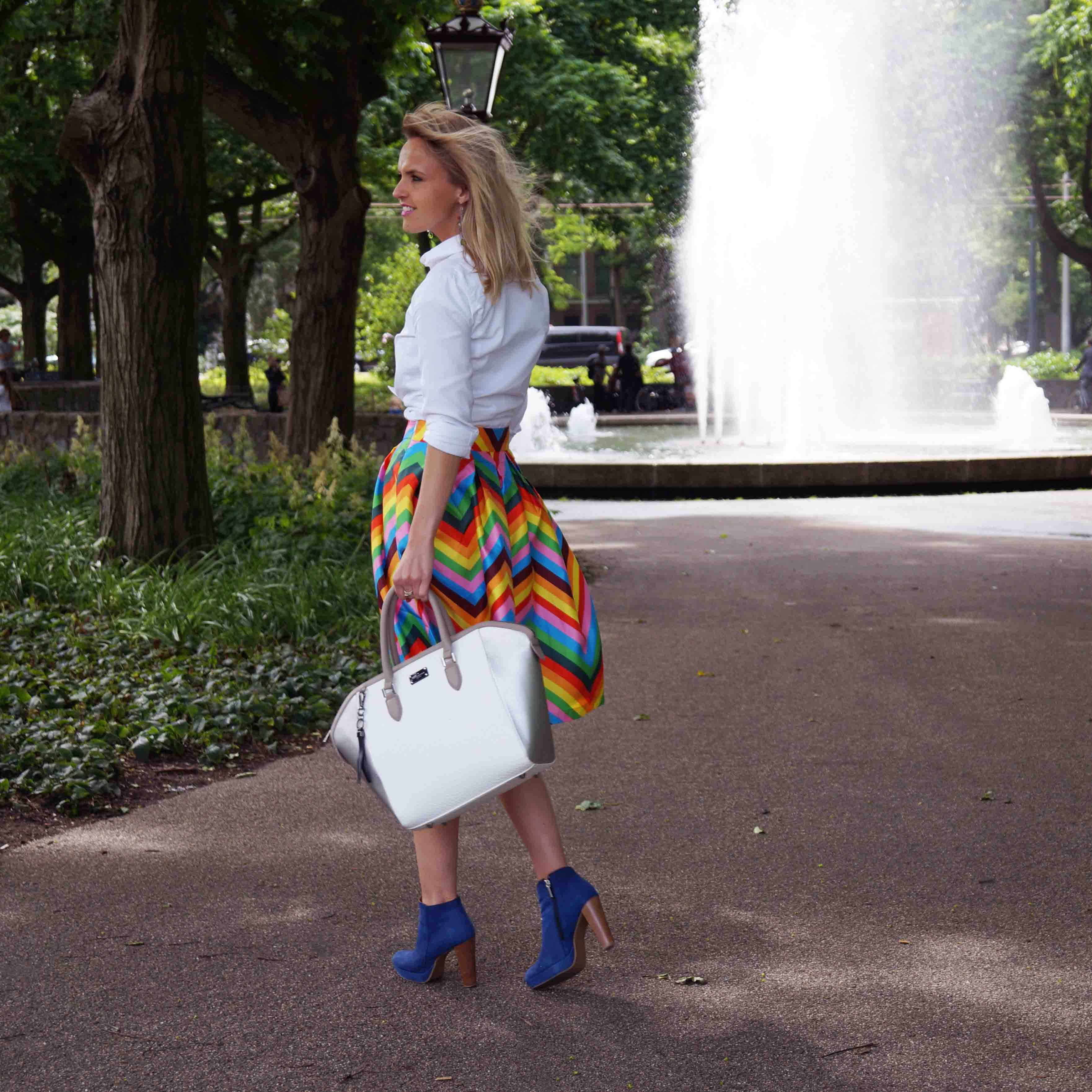 Bag at You - Fashion Blog - Paul's Boutique bags - Tassen SS15 - Summer OOTD