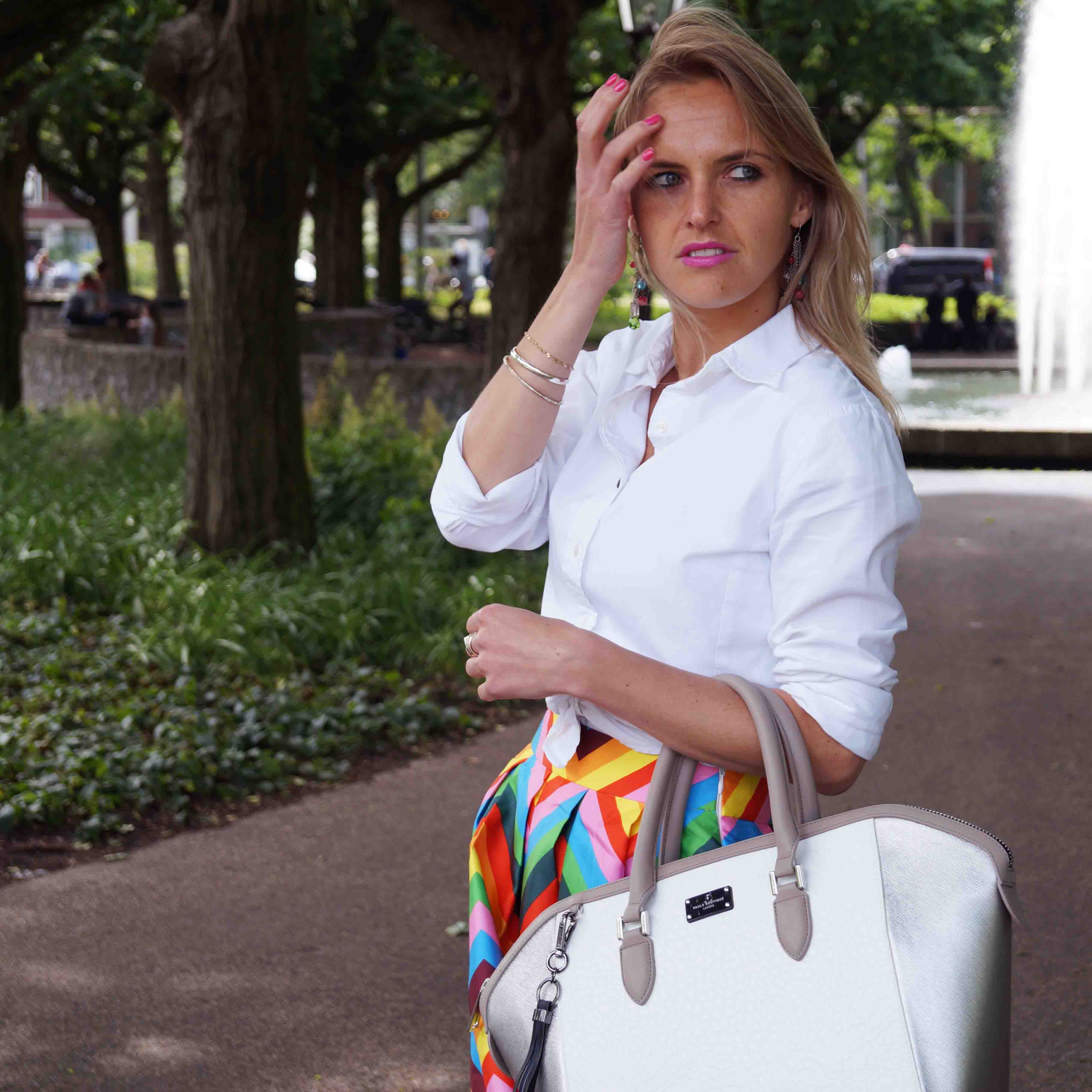 Bag at You - Fashion Blog - Paul's Boutique bags - Tassen - Summer OOTD