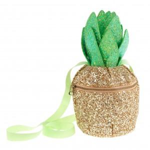 Bag at You - Fashion Blog - Pineapple bag - ananas tas - J. Crew