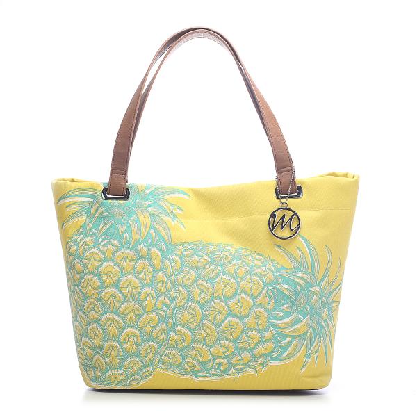 Bag at You - Fashion Blog - Pineapple bag - ananas tas