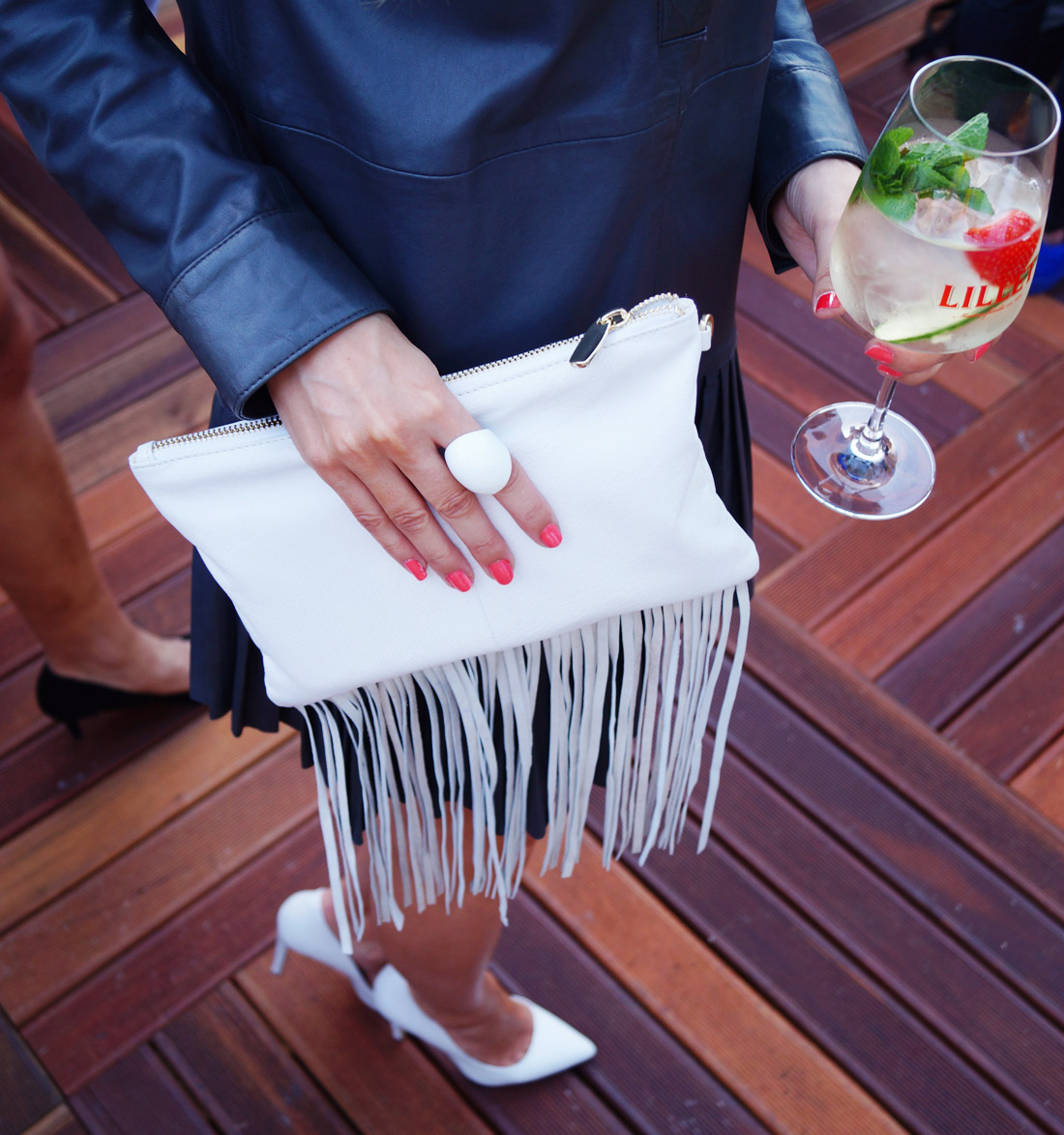 Bag-at-You---Fashion-blog---Tony-Cohen-dress-and-white-River-Island-bag-with-fringes